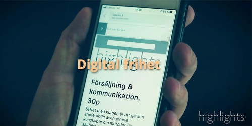 Highlights digital frihet